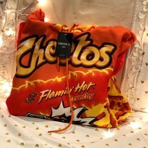 New Cheetos sweatshirt